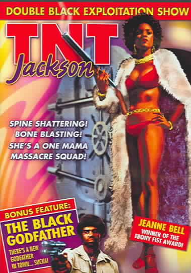 TNT JACKSON/BLACK GODFATHER BY BELL,JEANIE (DVD)