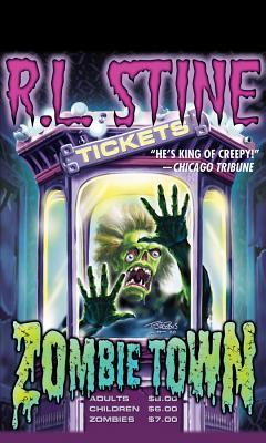 Zombie Town By Stine, R. L.